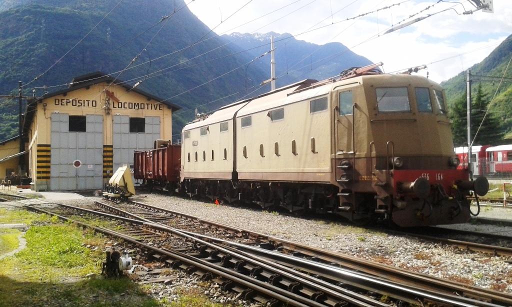 10 Dicembre 2017 - Treno Storico Milano Centrale - Varallo Sesia