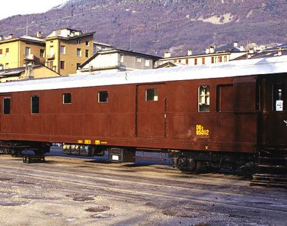 Bagagliaio DUz 95012