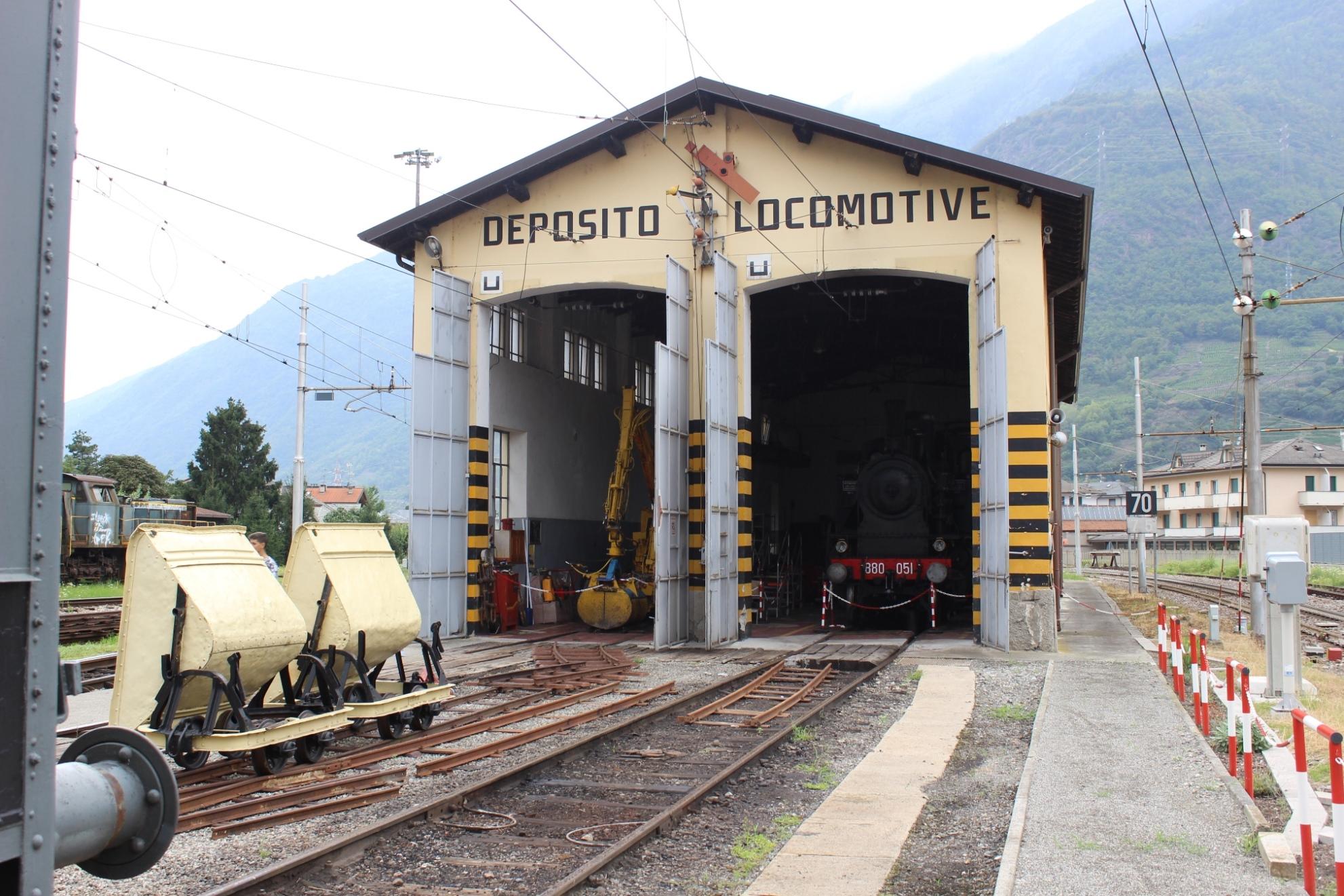 Il Jazz Express... e il Porte Aperte... a Tirano