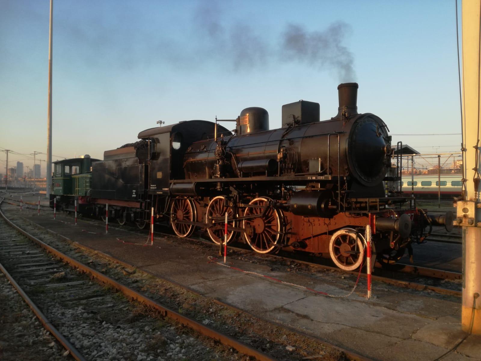 Chiusura della stagione di treni storici 2018 con il treno di Natale per Varallo